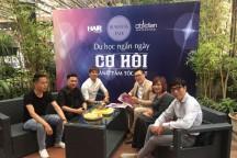 Du học ngắn ngày làm Tóc: Cơ hội nâng tầm Tóc Việt?