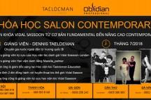 Khóa học Vidal Sassoon đầy đủ - chuyên sâu nhất từ trước đến nay – Salon Contemporary