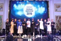 OBSIDIAN HAIR TOUR 2018 – RỰC RỠ THÀNH CÔNG