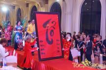 Đại lễ giỗ tổ ngành tóc Việt Nam.