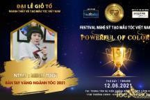 NTMT Minh Tươi tham dự Đại lễ giỗ tổ ngành tóc Việt Nam 2021