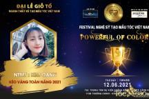 NTMT Kim Oanh: Đánh dấu chặng đường mới cùng đề cử Kéo vàng toàn năng 2021