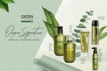Dầu Gội Orzen Signature Sensitive Healing Shampoo – Tăng Cường Sinh Trưởng Tóc Cho Da Khô/Nhạy Cảm